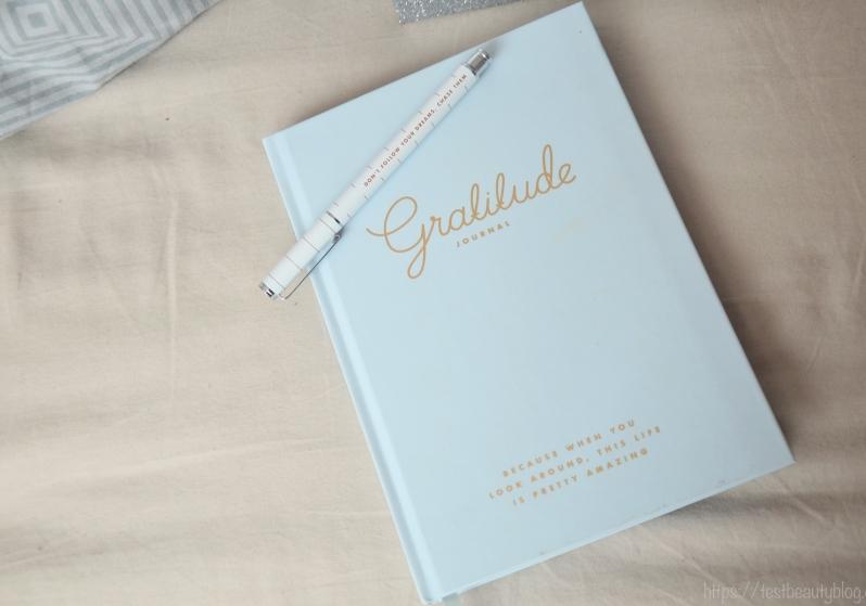Gratitude Journal Kikki K