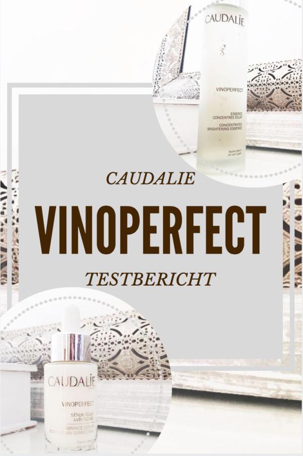 Caudalie Vinoperfect Produkttest / Bewertung / Testbericht // https://testbeautyblog.com