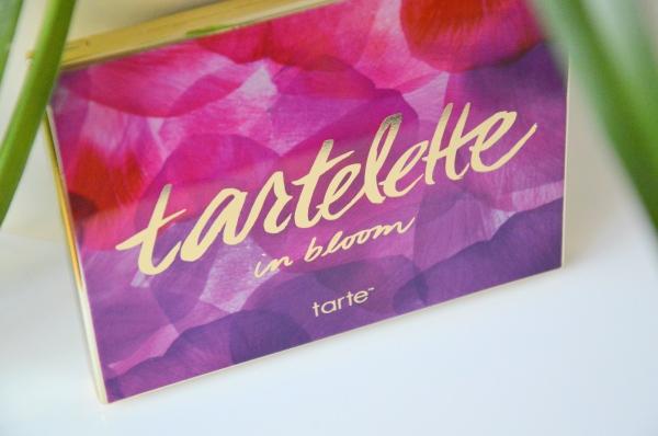 Tartelette in Bloom von Tarte - Lidschattenpalette - wunderschön - HighEnd Make-up - Kaufempfehlung - Kaufen ja oder nein - Pigmentierung