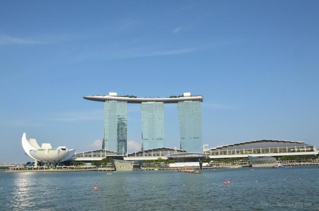 Marina_Bay_Sands_Singapur; Reiseguide Singapur; Sehenswürdigkeiten Singapur, 3 Tage Singapur; https://testbeautyblog.com