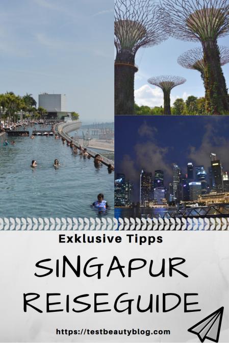 #Exklusive #Reisetipps Singapur; Singapur #Reiseguide; Sightseeing Singapur; Das darf man in #Singapur nicht verpassen; #Kurzreisen; #Städtereisen; 3 Tage Singapur; #Durchreise Singapur; Chang #Airport; https://testbeautyblog.com