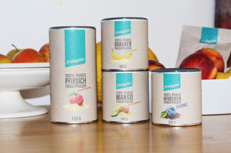 Froogies Fruchtpulver