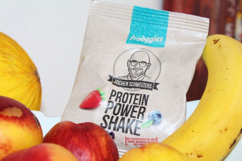 Froogies Protein Power Shake