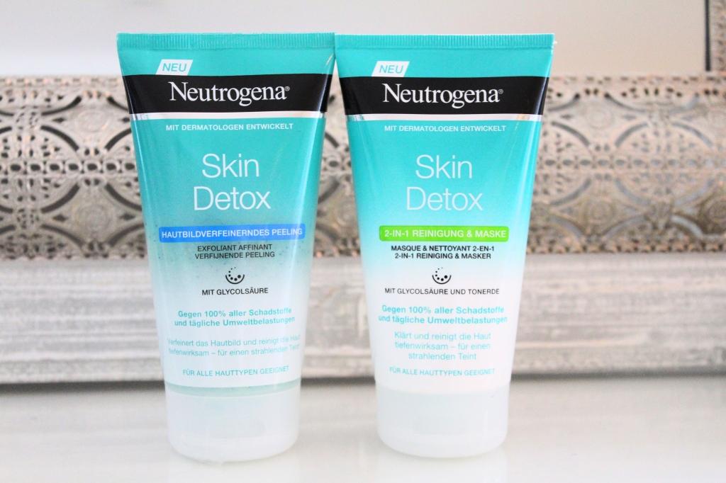 Neutrogena Skin Detox Produkte