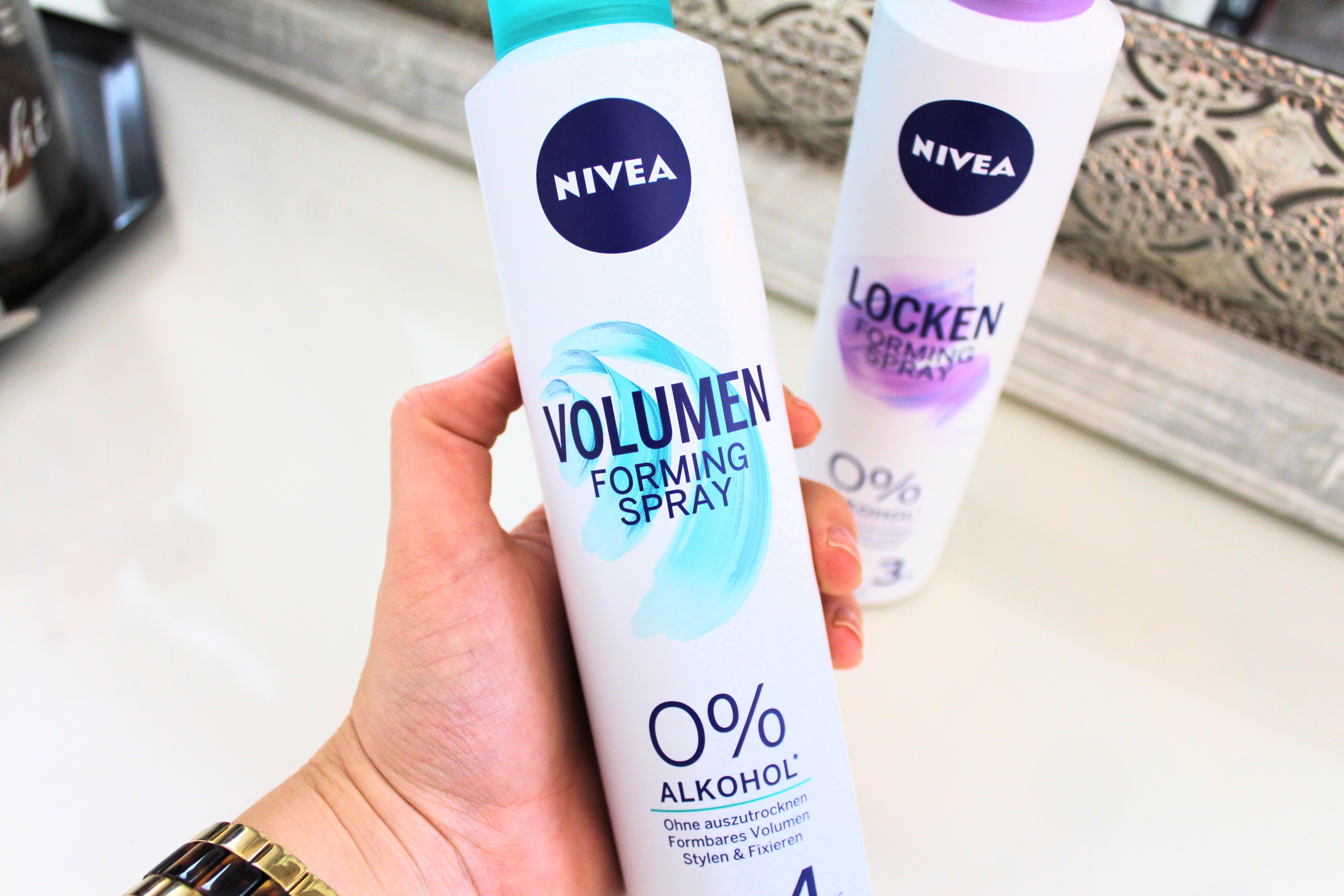 Volumen Forming Spray von Nivea