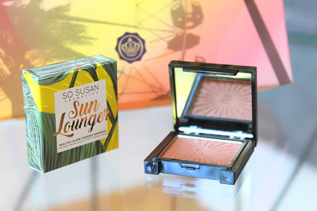SO Susan Sun Lounger Healthy Glow Bronzer