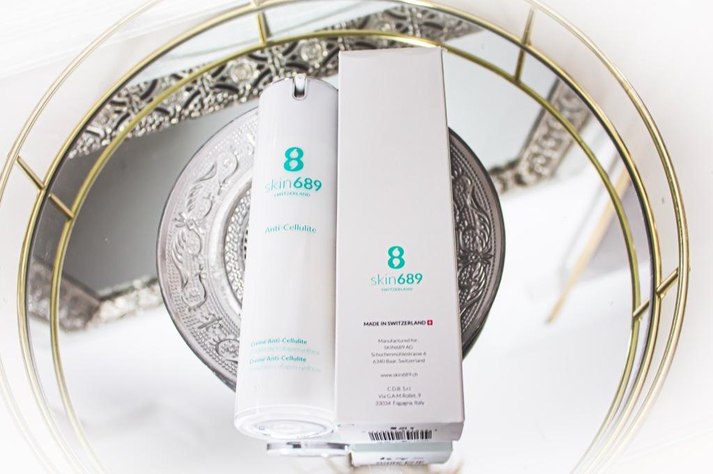 Skin 689 Anti Cellulite Creme