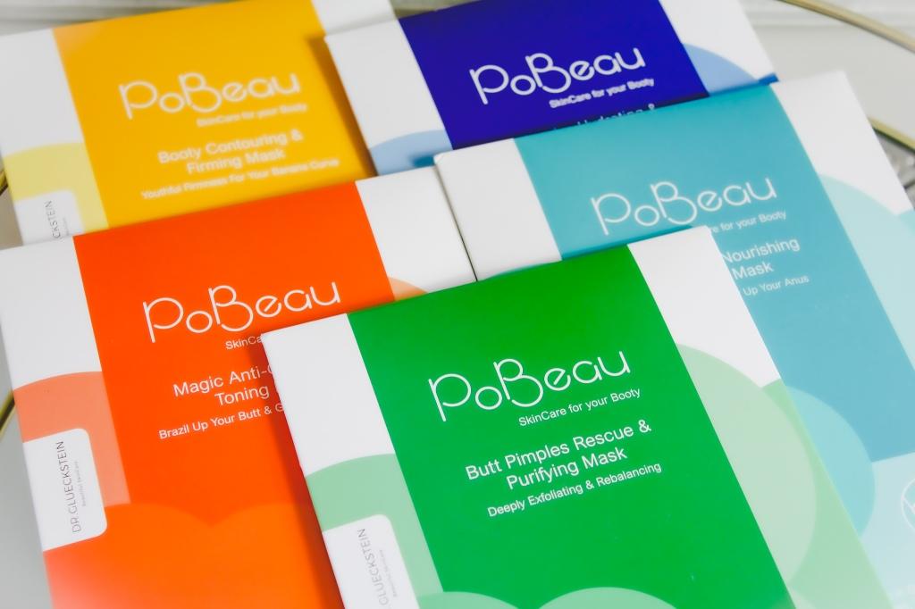 PoBeau 5 innovative Po Masken im Überblick