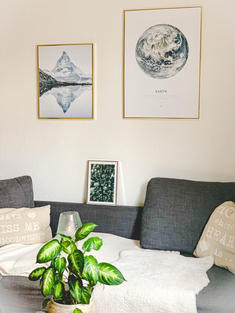 Wandbilder, Einrichtungsinspiration